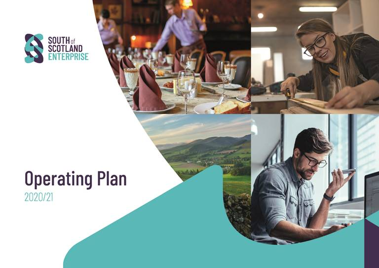 Operating Plan front cover